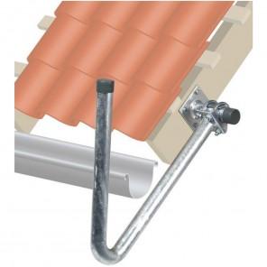 Fuba DUH 500 Dachüberstand-Halterung | B-Ware, OVP fehlt oder ist beschädigt