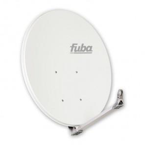 Fuba DAA 110 W Premium Aluminium Satellitenschüssel weiß 110cm x 99cm