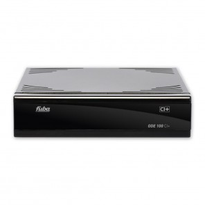 Fuba ODE 100 CI+ Mini HDTV Receiver mit CI+ Schnittstelle