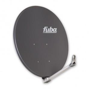 Fuba DAA 110 A Premium Aluminium Satellitenschüssel anthrazit 110cm x 99cm