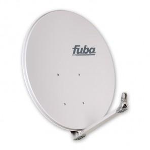 Fuba DAA 110 G Premium Aluminium Satellitenschüssel hellgrau 110cm x 99cm