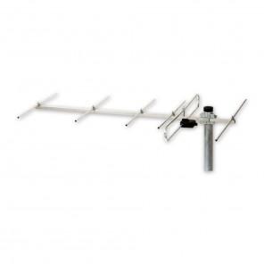 Fuba DAT 500 UKW-Richtantenne 5 Elemente | vormontiert, 6 bis 8 dB Gewinn