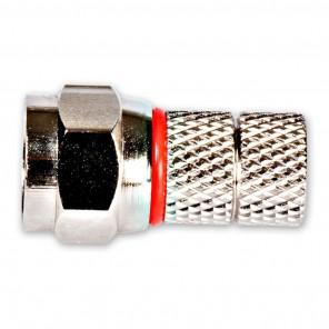 Fuba OVZ 015  F-Stecker für Kabel mit einem Durchmesser von 5,0 mm