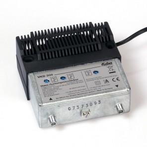 Fuba VKD 300 BK Hausanschlussverstärker 30 dB Verstärkung mit aktivem Rückweg
