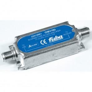 Fuba OSV 110 Inline Satelliten- und TV-Signal-Verstärker | 47-2300 MHz, 16 bis 20 dB Verstärkung
