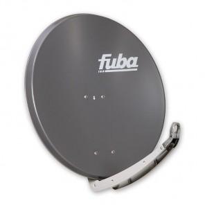 Fuba DAA 850 A Sat-Schüssel 85 cm anthrazit | Sat-Antenne aus Aluminium