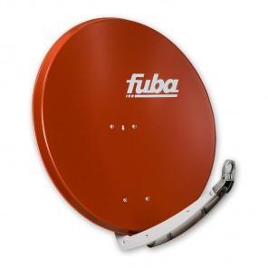 Fuba DAA 850 R - Satellitenschüssel ziegelrot 85cm
