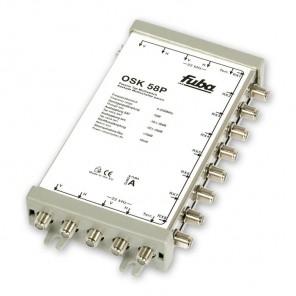 Fuba OSK 58 P Sat Multischalter Kaskade 5/5 passiv | 8 Teilnehmer | für OSV 505
