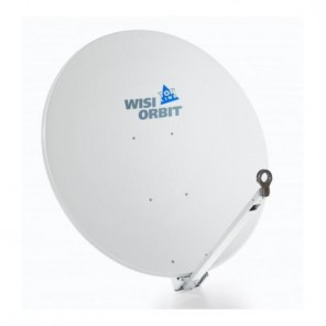 Wisi  OA 13 A 125cm | Offset Antenne, lichtgrau