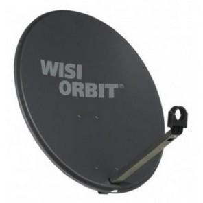 Wisi  OA 36 H 60cm, Offset Antenne, basaltgrau