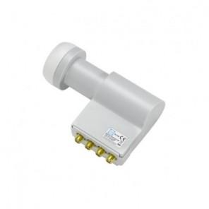 Wisi OC 04 D Quattro-LNB, 40mm