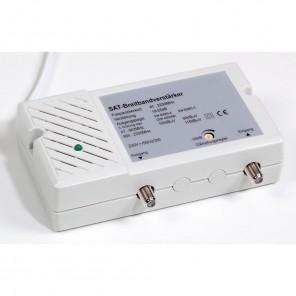 ASCI SNV 020 Satelliten-Breitbandverstärker für Terrestrik-, BK- und Sat-Signale