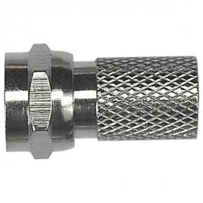 Axing CFS 0-02 F-Stecker | 7mm mit Dichtring