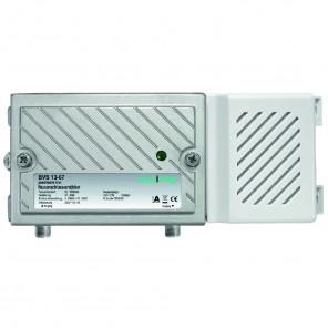 Axing BVS 13-67 BK-Verstärker | akt. Rückkanal 5-65MHz, 30dB, 1006MHz, 100dBµV