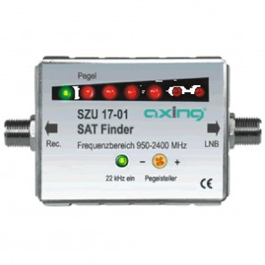 Axing SZU 17-01 Satelliten-Finder