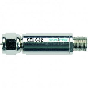Axing SZU 6-02 Überspannungsschutz für Kabel und SAT (F-Anschluss)