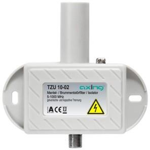 Axing TZU 10-02 100 Hz Mantelstromfilter