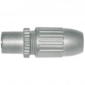 Axing CKK 5-00 Koax-Kupplung | Metallausführung