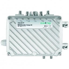 Axing TVS 544-00 DVB-T2 Mehrbereichsverstärker (44 dB, 5 Eingänge)