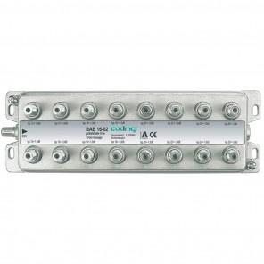 Axing BAB 16-02 16-Fach Abzweiger mit 13-25 dB Abzweigdämpfung (5-1006 MHz)