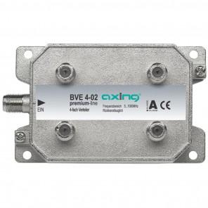 Axing BVE 4-02 4-Fach BK-Verteiler (5-1006 MHz)
