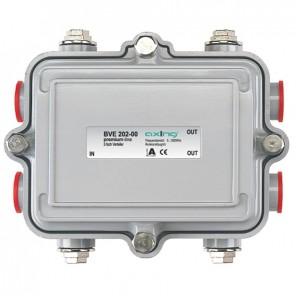 Axing BVE 202-00 2 Fach BK-Verteiler für den Außenbereich