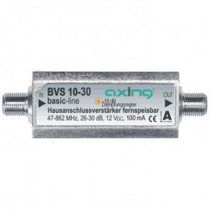 Axing BVS 10-30 Miniatur-Inline-Verstärker | 26-30dB Verstärkung