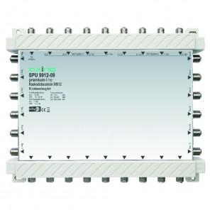 Axing SPU 9912-09 Multischalter-Kaskade | 12-Teilnehmer, SAT, 9 in 12