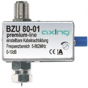 Axing BZU 80-01 einstellbare Kabelnachbildung | Frequenzbereich 5-862MHz