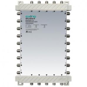 Axing SPU 5518-19 premium-line Kaskadenbaustein 18 Teilnehmer SAT aktiv/terr. passiv | 5 in 18, kaskadierbar, HDTV-, 4K-, 3D-tauglich