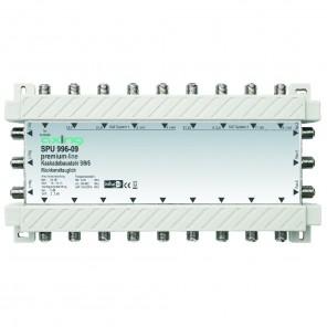 Axing SPU 996-09 Multischalter-Kaskade | 6-Teilnehmer, SAT, 9 in 6