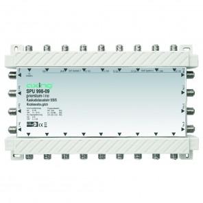 Axing SPU 998-09 Multischalter-Kaskade | 8-Teilnehmer, SAT, 9 in 8