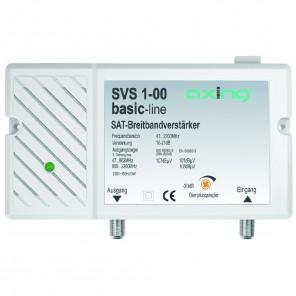 Axing SVS 1-00 Breitbandverstärker | 47-862/950-2200MHz, 18-25dB