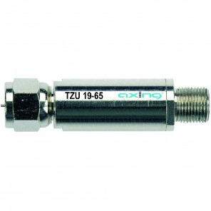 Axing TZU 19-66 Hochpassfilter | Rückkanal-Blocker, DC- Durchlass