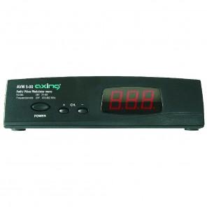 Axing AVM 5-00 Audio-Video (mono) Modulator | UHF mit LED-Display