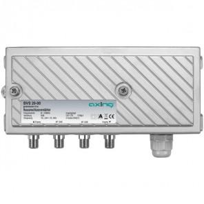 Axing BVS 20-00 BK-Verstärker | 36dB Verstärkung