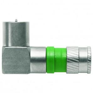 Axing CFS 100-48 F-Compression-Stecker | Quickfix, für 4,9mm