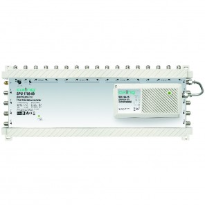 Axing SPU 1708-09 Aktiver Standalone-Multischalter | 17 in 8