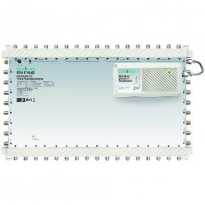 Axing SPU 1716-09 Multischalter 17 auf 16 für 4 Satellitenpositionen