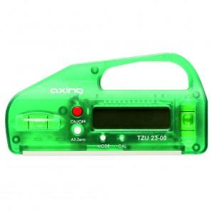 Axing TZU 23-00 Elektronische Wasserwaage mit Magnetfuß