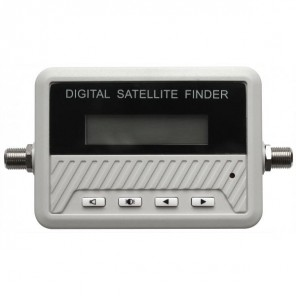 Axing SZU 17-02 Sat Finder | LCD-Display, Tonsignal