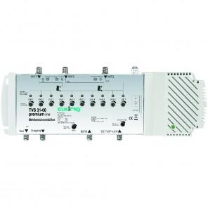 Axing TVS 31-00 Mehrbereichsverstärker | 10 einstellbare Kanäle, 25-45dB Verstärkung
