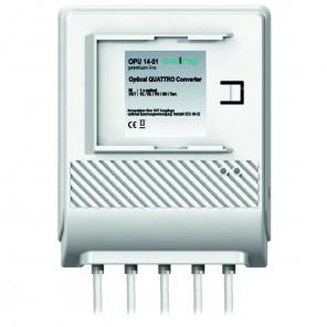 Axing OPU 14-01 Optischer Konverter | Quattro + TERR, Fernspeisung