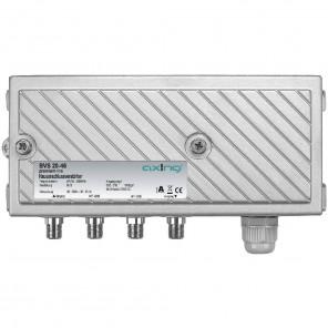 Axing BVS 20-46 BK-Verstärker | 30dB, 47-1006 MHz
