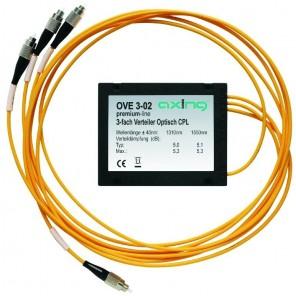 Axing OVE 3-02 optischer 3-fach Verteiler