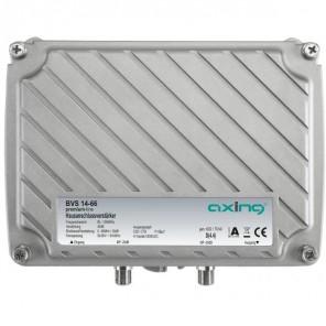 Axing BVS 14-66 BK-Verstärker | 40 dB, Fernspeisung 30-65V