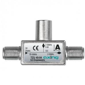 Axing TZU 40-04 EOC-Einspeiseweiche | Abzweigdämpfung 15 dB