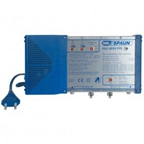 Spaun HLV 40/65 FPE Multifunktionsverstärker mit wählbarem Rückweg und 20 bis 40 dB Verstärkung - B-Ware