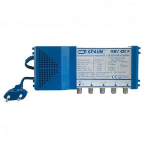 Spaun MBV 420 F Mehrbereichsverstärker mit 10 bis 20 dB Verstärkung