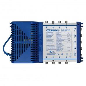 Spaun SMS 5807 NF Multischalter 8 Anschlüsse Quattro- und Quad-LNB geeignet